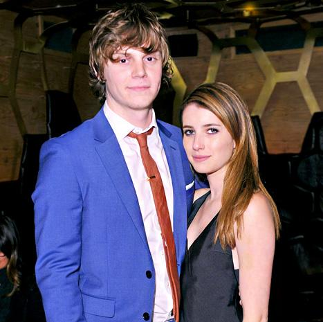 Emma Roberts Arrested for Domestic Violence After Fight With Boyfriend Evan Peters