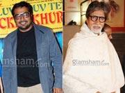 Anurag Kashyap shoots BOMBAY TALKIES inside Big B's house