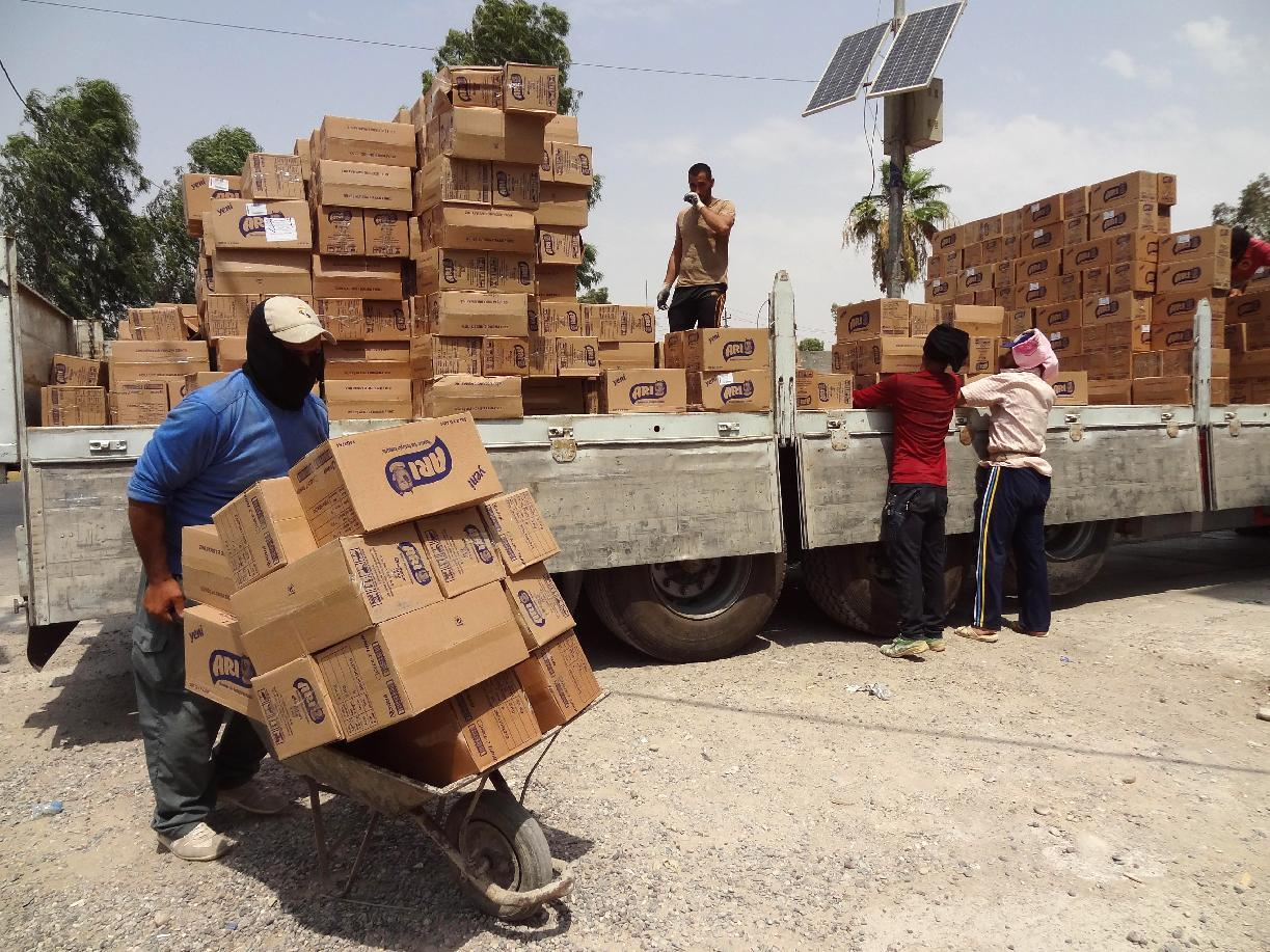 UN warns crisis looms for families in southern Iraq