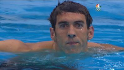 London 2012: Phelps edged out by le Clos in 200m butterfly