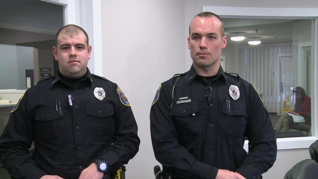 Michigan Police Officers Buy Family a Car Seat Instead of Issuing Ticket