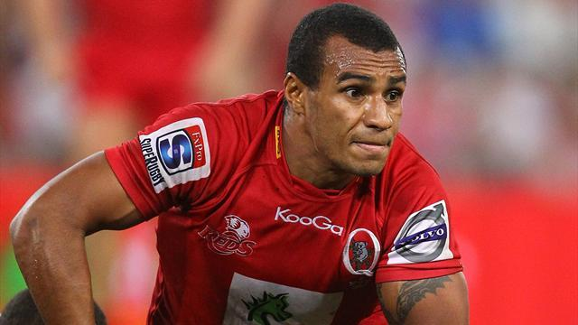 Super Rugby - Genia instrumental in Reds win over Highlanders