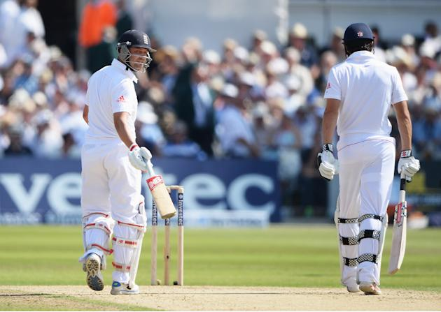 England v Australia: 1st Investec Ashes Test - Day Two