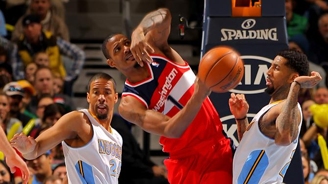 Washington Wizards v Denver Nuggets