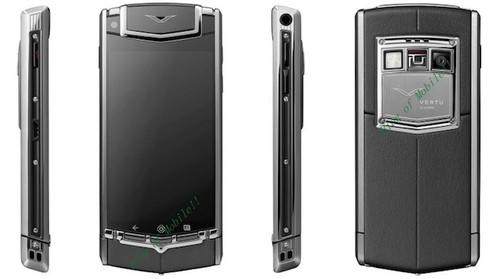 Posh phone brand Vertu's first Android phone revealed in leak: Vertu Ti. Vertu, Phones, Android, Vertu Ti 0