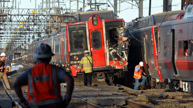 Connecticut Commuter Train Crash: FBI Finds No Foul Play