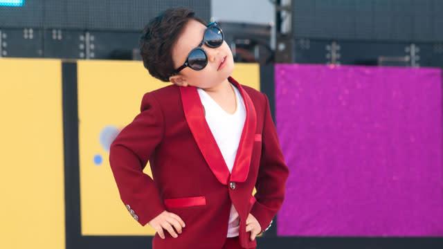 'Little Psy' in 'Gangnam' Spotlight