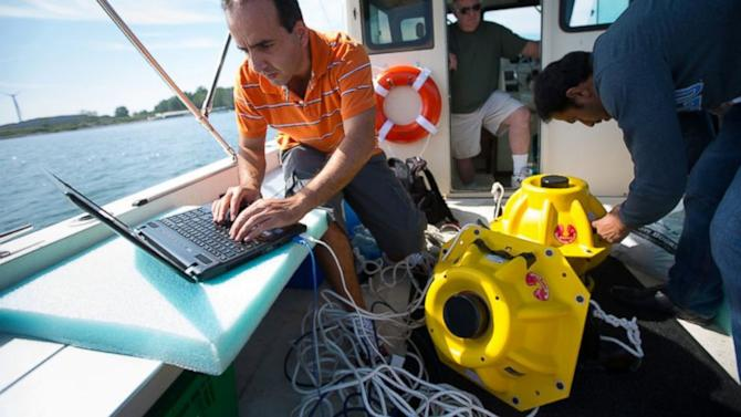 Underwater Internet to Make Ocean More Wi-Fi Friendly