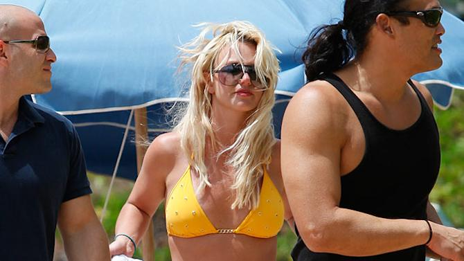 Spears Britney Hawaii