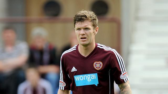 Scottish Football - Duo to leave Hearts