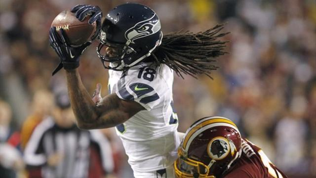 American Football - Seahawks release Rice, Bryant for salary cap space