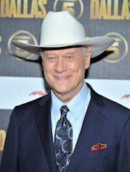Fans attend Larry Hagman's public memorial in Dallas