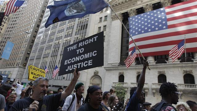 Incomes of bottom 99% rise, and income inequality worsens