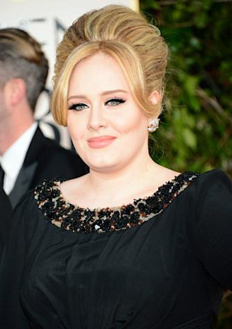 "Adele Will Sing ""Skyfall"" at the Oscars"