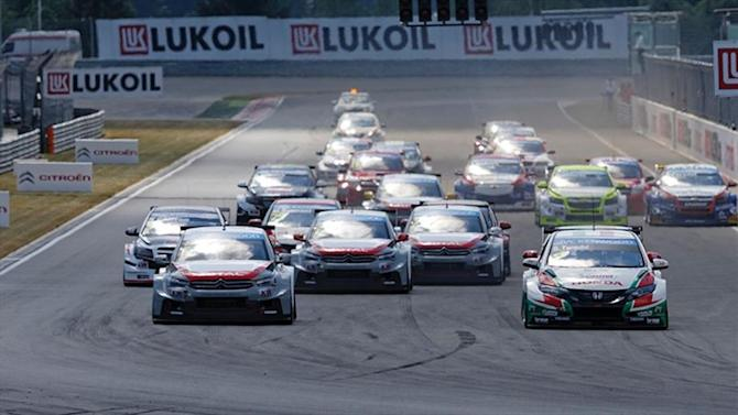 WTCC - Sonoma swapped for Beijing