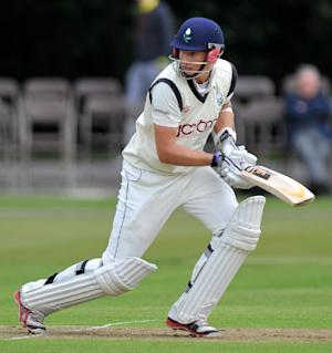 Joe Root, pictured, has been backed to play for England by Michael Vaughan