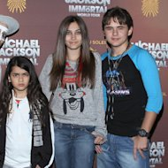 Blanket, Paris and Prince Jackson