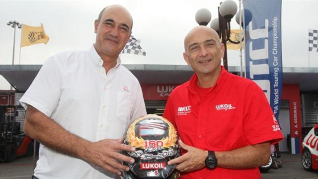 WTCC - Tarquini and SEAT part after seven years