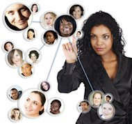 How to Engage African American Consumers Using Social Media image african american business woman pf