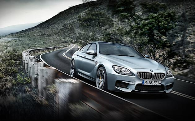 2014 Bmw M6 Gran Coupe Yahoo Finance Canada