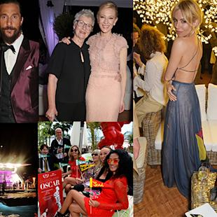 Cannes Hangover:  Jake Gyllenhaal, Sienna Miller, Paul Allen's Yacht and the Best Party Scenes of 2015 (Photos)