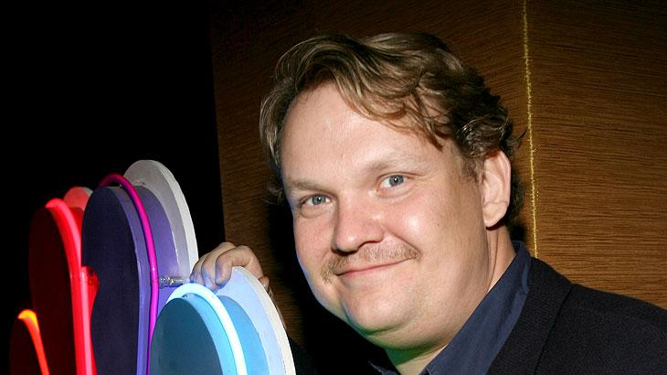 Andy Richter at the NBC's Winter 2007 TCA Press Tour All-Star Party. January 17, 2007