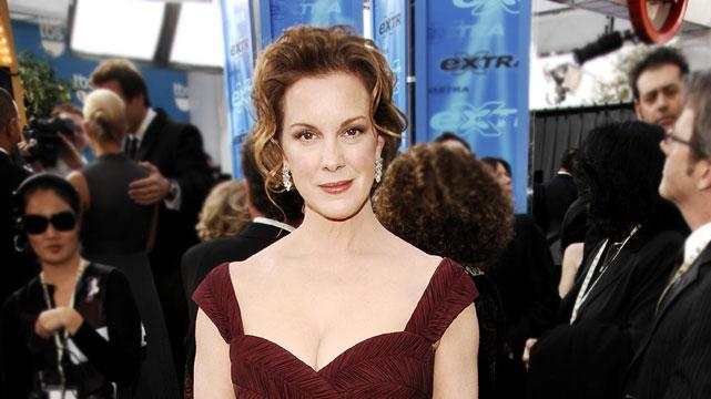Elizabeth Perkins at the 13th Annual Screen Actors Guild Awards.