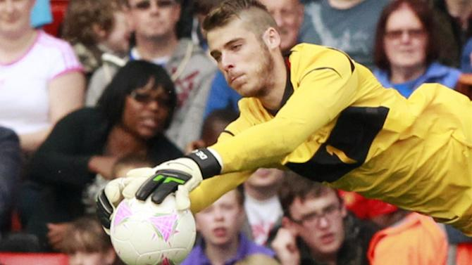 World Cup - Spain keeper De Gea ruled out of group stage