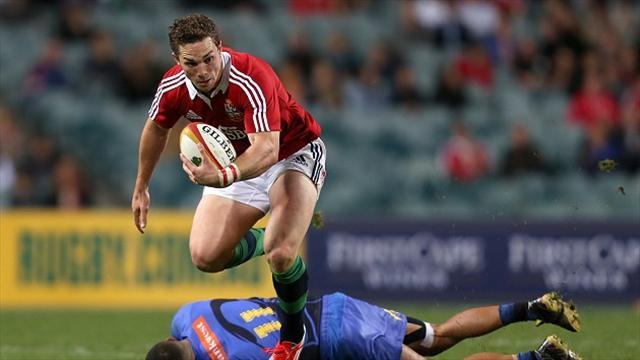 Lions Tour - North available for first Test