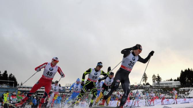 FIS Tour De Ski Oberhof - Day 2