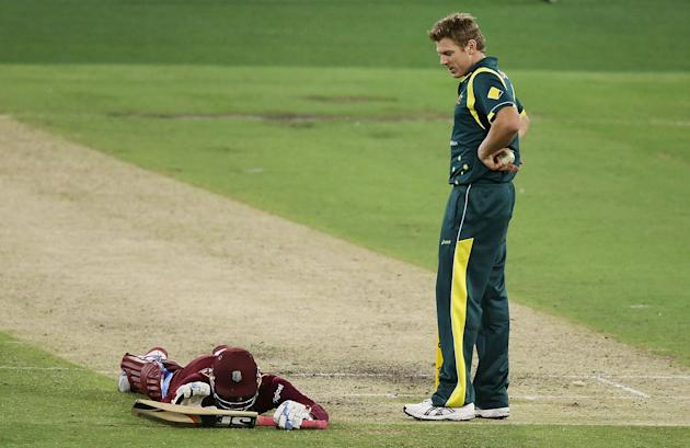 Australia v West Indies - ODI Game 5