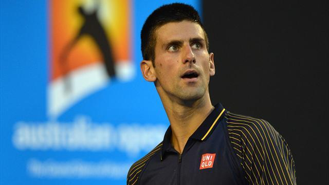 Australian Open - Djokovic v Murray: LIVE