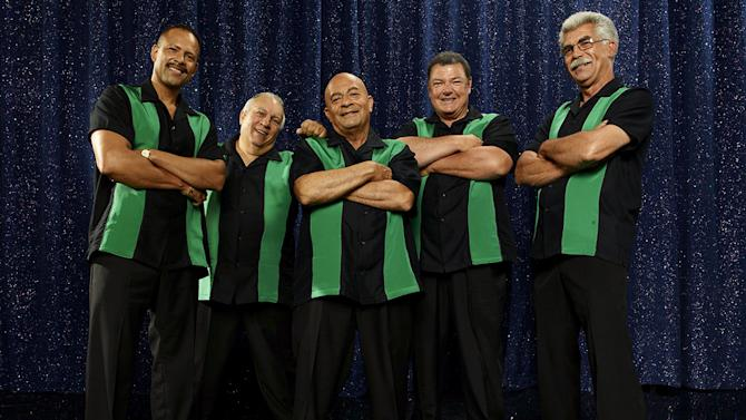 """NORTH SHORE of Boston, MA: For the last 30 years, this refined street corner group has entertained thousands of listeners throughout the Boston area with an experienced blend of harmony, rhythm, and tempo in songs from the 1940s to today. Will this group win Season 3 of """"<a href=""""/baselineshow/4738783"""">The Sing-Off</a>""""?"""