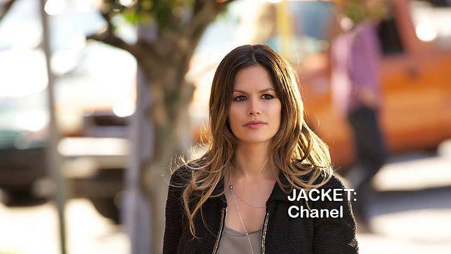 "Rachel Bilson as Dr. Zoe Hart in the pilot episode of ""Hart of Dixie."""