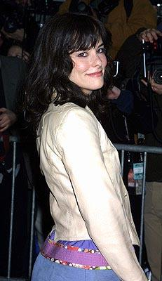 Premiere: Parker Posey at the New York premiere of Columbia's The Sweetest Thing - 4/8/2002
