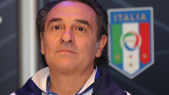 Euro U21 - Prandelli believes in Italy youth