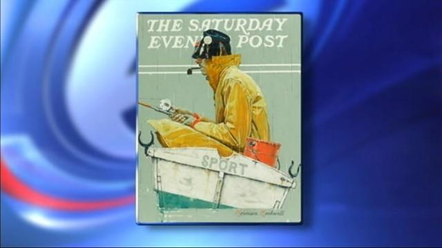 Norman Rockwell's 'Sport' Painting Becomes 43rd Stolen Piece