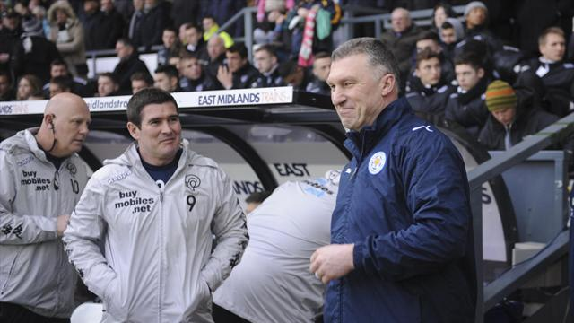 Football - Foxes face test of nerve - Pearson