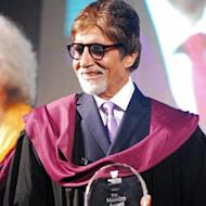 Amitabh Bachchan: I am least deserving of it (The Maestro Award)'