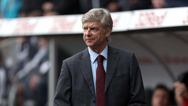 Football - Wenger relief as Arsenal grind out win