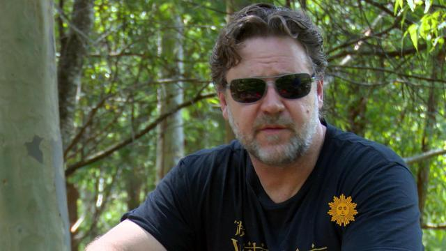 Russell Crowe on when you know a film is working