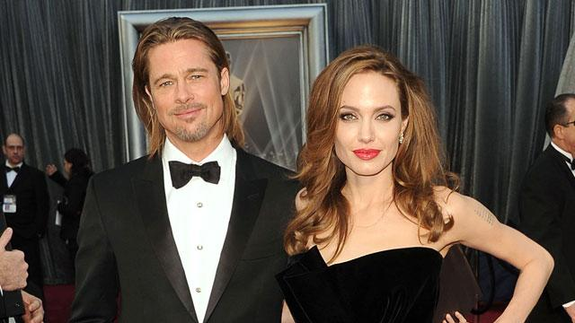 Brad Pitt Says His Wedding Will Happen 'Soon'