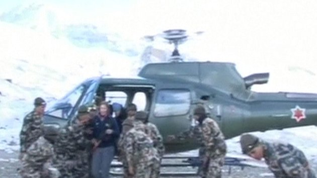 Fears For Britons Caught In Nepal Snowstorms