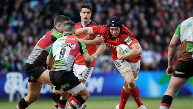 Rugby - O'Donnell's out to impress