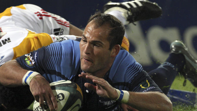 South Africa Rugby Fourie Du Preez