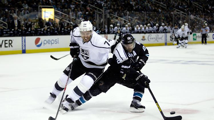 Los Angeles Kings v San Jose Sharks - Game Two
