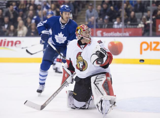 Brewer scores winner in OT to lift Maple Leafs past Senators