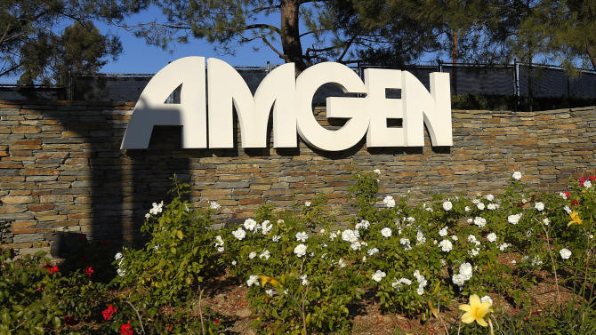 Amgen tops estimates with 51 percent spike in 1Q profit