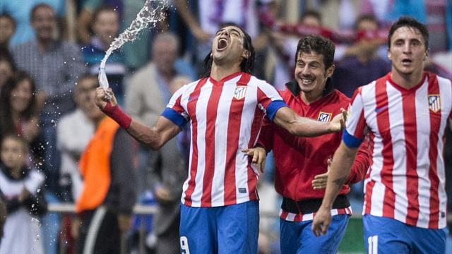 Real test still to come for high-flying Atletico