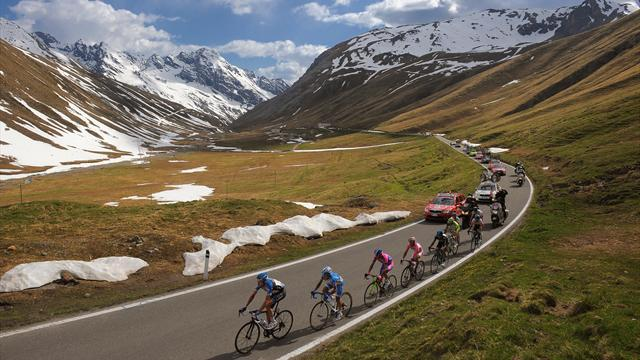 Varied 2013 Giro route tempts big guns